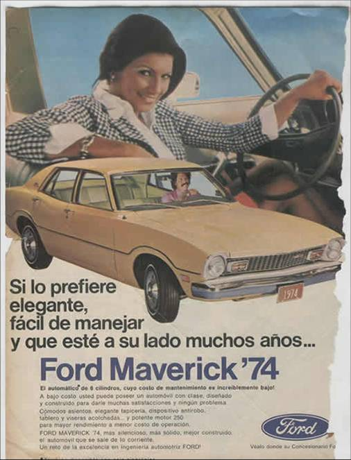 Ford Maverick.